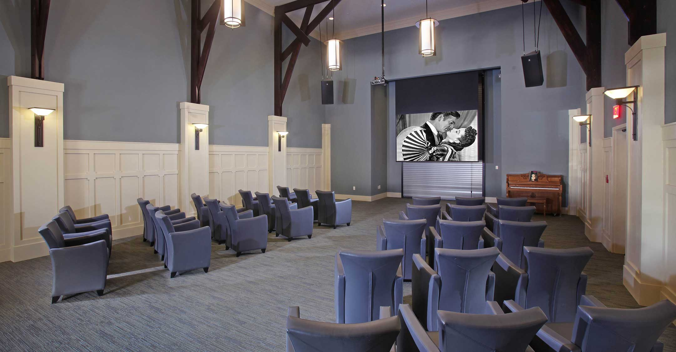 Village Park Peachtree Corners | Theater